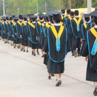 พิธีพระราชทานปริญญาบัตรแก่ผู้สำเร็จการศึกษาจากมหาวิทยาลัยนครพนม ประจำปีการศึกษา 2559